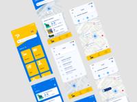 TPARK Parking App Redesign