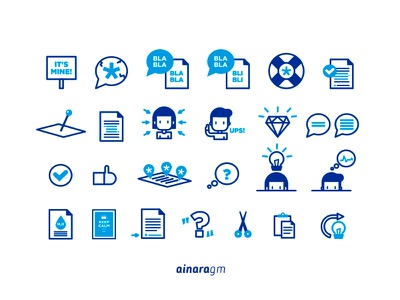 Pack Icons slides icons pack icons design icons set design icons plagiarism
