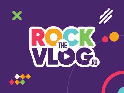 Rock The Vlog (Sugus Candies National Promo) kandia advertising rockthevlog sugus video vlogging vlog identity ncp nationalpromo promo logo