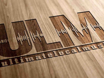 Ultimate Local Music Logo Design sound wave logo music logo design music logo graphic designer graphic design logo designer logo design logo