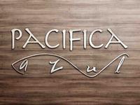 Pacifica Azul Logo Design