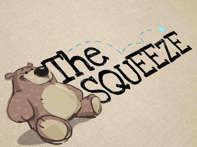 The Squeeze Logo Design