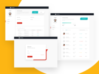 Corporate webapp