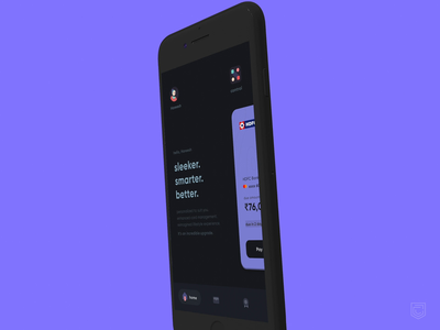 CRED 2.0 | Assisted Best Actions Framework - Payments banking navigation bank bill mobile minimal android ios interaction checkout creditcard upi loader motion cred fintech payments app ux ui