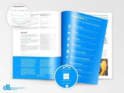 DLL Whitepapers  uniformity design infographics graphics icons whitepaper print corporate eindhoven dll brand identity