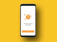 Splash Screen for Citrus App