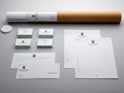 Personal Identity | Self Branding print logotype design stationary identity logo branding