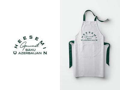 Cheesemiz logo brand identity kharkiv branding ukraine new york logo designer mark icon emblem modern minimal flat shape gourmet shop cafe restaurant cheese wine