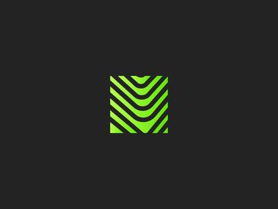 Spruce / real estate / logo design symbol geometric logo square logo minimal logo green logo smooth logo logo designer new york kharkiv kharkov ukraine mark modern logo geometry spruce edge smooth angle green square