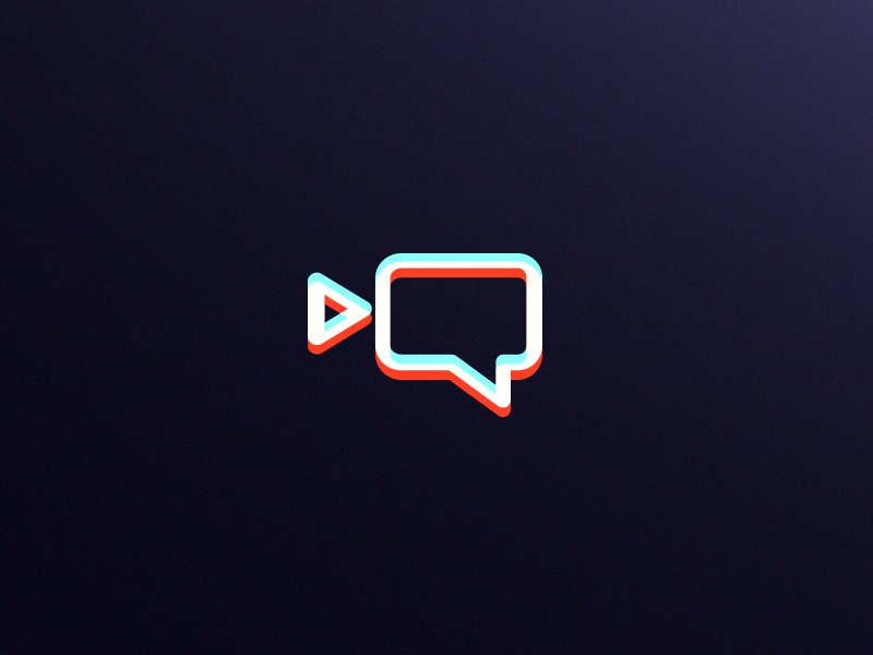 Neon Films Cinema Discussion Reviews Logo Design Symbol By