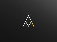 AMI / architect marketing institute / logo design symbol