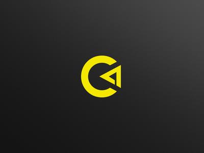 G Golf / golf marketing / logo design symbol