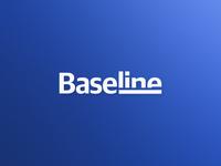 Baseline / management consulting / logo wordmark