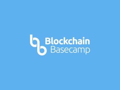 Blockchain Basecamp/ summer basecamp / logo design