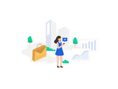 Connecting Talents to Opportunities storage safety before the flood packing prepare disaster illustration