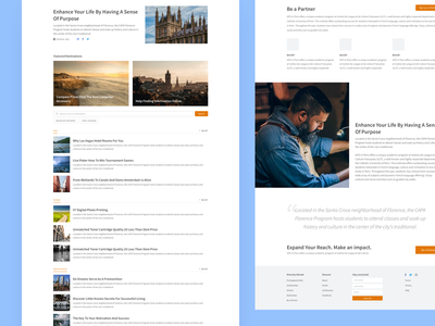 Resources page static page about page article resources page ui  ux blog post