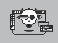 Happy Halloween! 💀