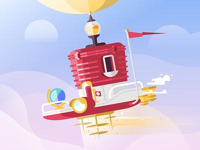 Mario's Odyssey 🎩 odyssey design arcade mario bros colorful game illustration nintendo super mario