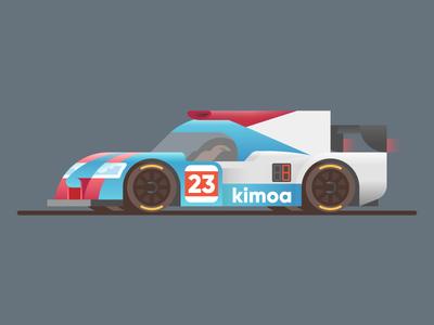 United Autosports LMP2
