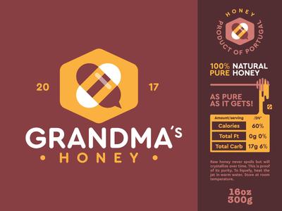 Grandma's Honey 🐝