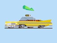Crazy Taxi 🚕💨