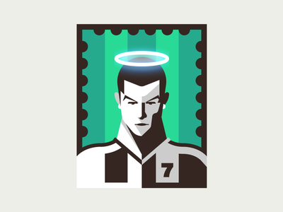 CR7 ⚫️⚪️ white black juventus cr7 cristiano rolando nike fifa football soccer sports illustration vector