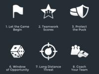 Hockeygame Iconset 01 By Artworkbean