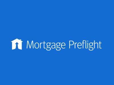 Logo for Mortgage Preflight