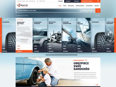Automotive Webiste car webiste web design categories automotive portal