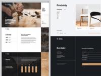 StudioDrewna - website