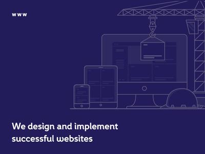 Web Development & Online Marketing company - Icons - 1