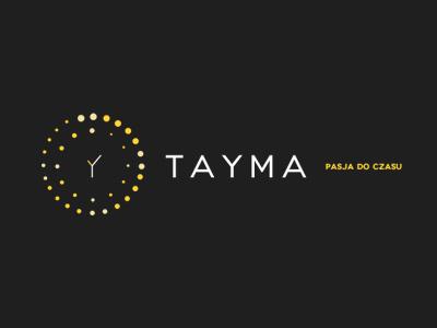 Tayma Logo tamya clock watch shop online shop dawidskinder dawid skinder dawidskinder.com ecommerce