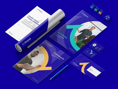 Shopsys - Rebranding and web design - 1