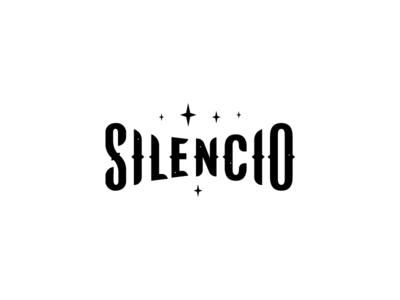 Silencio myst lettering mark logotype logo star sen handmade mystic doll dolls
