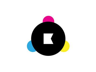 Logo design - Kult Mag branding kult mag graff cmyk identity logo design