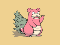 Hi there, Slowbro!