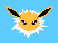 Hello, Jolteon!