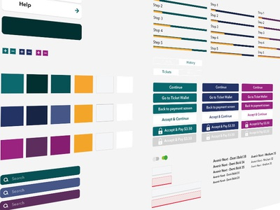 UI Style Guide ui elements guidelines guide ui style guide