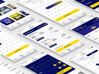Screens Megabus - Bus app