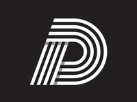D Letter Mark Concept 001