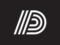 D Letter Mark Concept 002