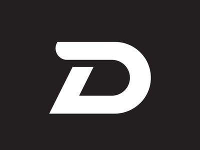 D Letter Mark Concept 003