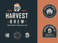 Harvest brew secondary logos image for web