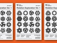 Rotation Exploration Vol. 1 Poster