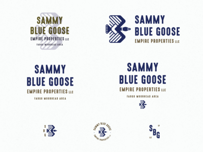 Sammy Blue Goose Empire WIP