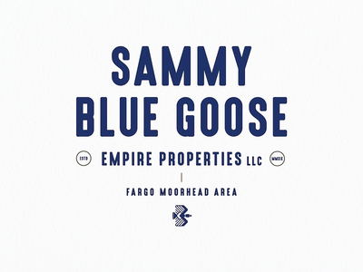 Sammy Blue Goose Empire Properties LLC WIP