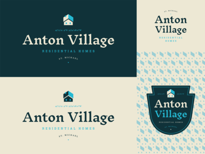Anton Village Logo Option 1