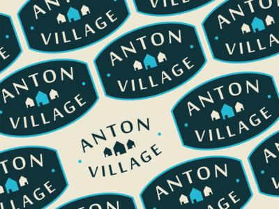 Anton Village Logo Option 2