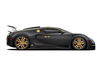 Mansory Vincero Bugatti detailed automotive veyron bugatti cars vector car