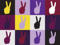 The Classy Hippie Color Palette & Logo Mark